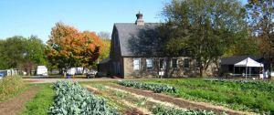 queens pastoral farm scene